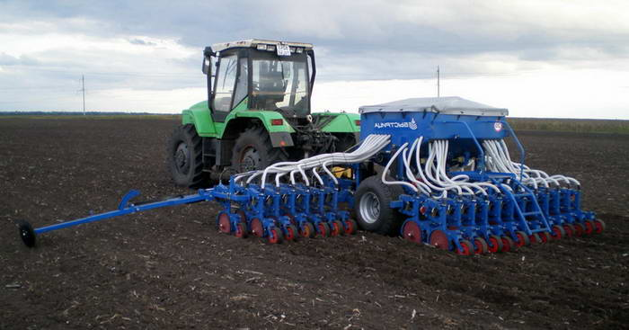 Сеялка зерновая С-6ПМ2 50
