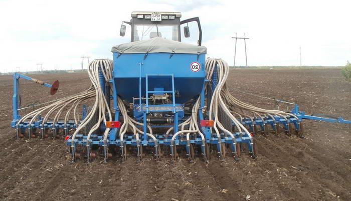 Сеялка зерновая С-6ПМ3 50
