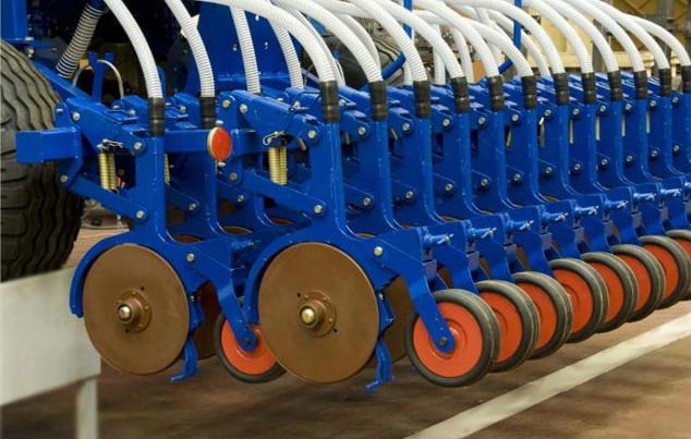 Сошники зерновой сеялки С-6ПМ2