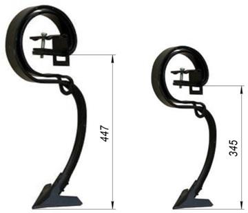 s-образные стойки культиватора