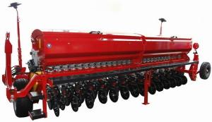 Сеялка зерновая механическая ЗС-4,2