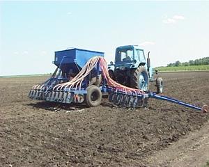 Сеялка зерновая пневматическая С-6ПМ3