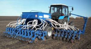 Сеялка зерновая пневматическая С-6ПМ2