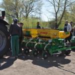 Агрегатирование с трактором