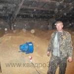 Вентилятор зерна Вихрь-2000