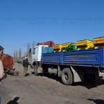 Сеялка SIGMA 5 доставлена в хозяйство