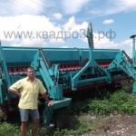 Зерновая сеялка Берегиня АП-652